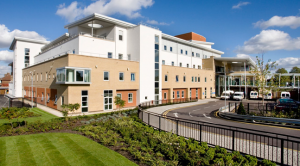 Queen Mary's Hospital, Roehampton Lane