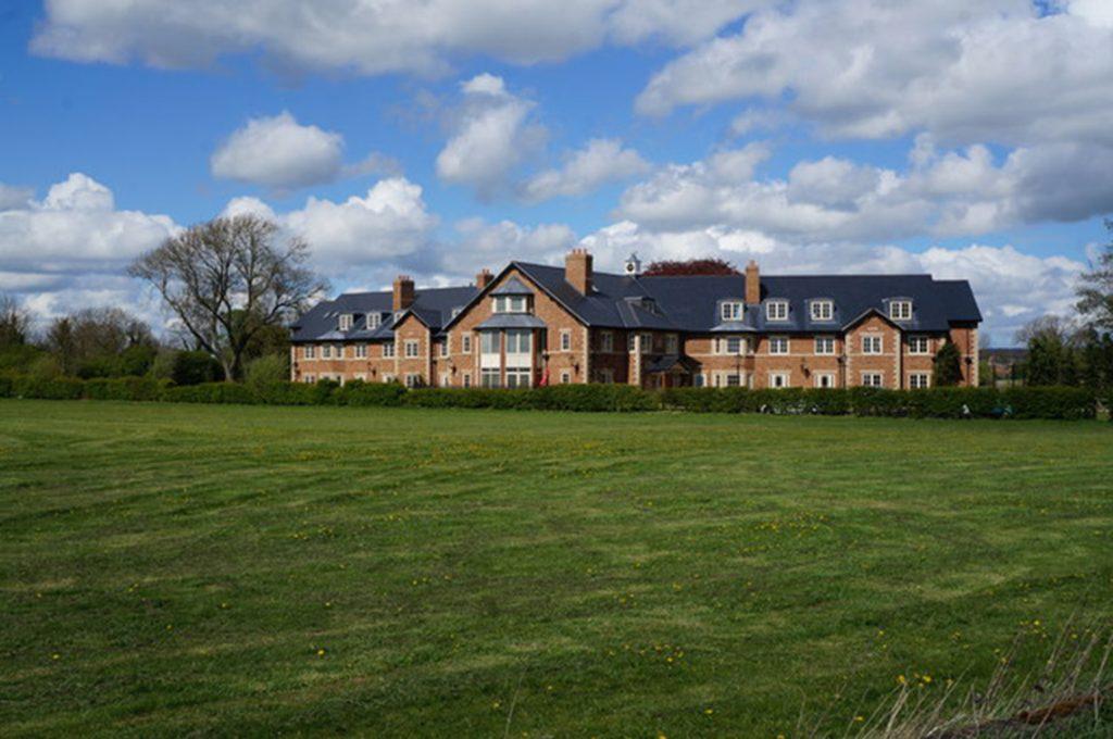 Oakcroft House